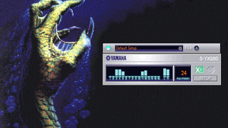 TFTD Yamaha S-YXG50 soundtrack