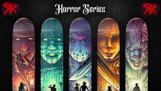 Red Rum Skateboards - Horror Mini Series