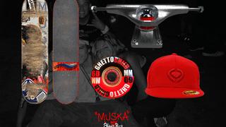 Late 90's Muska Bundle