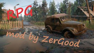 RPG mod by ZerGood v1.1
