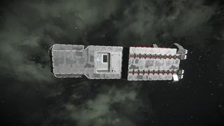 SRF Nova class cargo ship