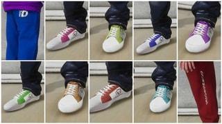 Down Shoe 3012 v2 (8colors) + 2 Sweatpants