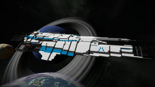 Systems Alliance Frigate