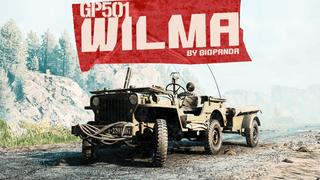1942 GP501 Wilma - by giopanda