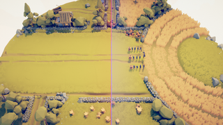 rice farm invader