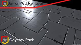 Flare's Armor PCU Removal