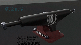 Static Project Barcode Pro Trucks
