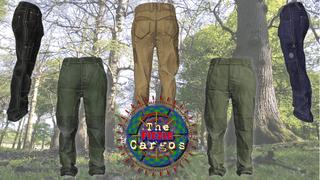 The Fizzle Cargo Pants