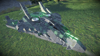Greenspear atmo fighter