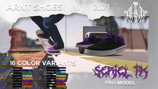 Arnt Shoes - Ulv Seriel TK