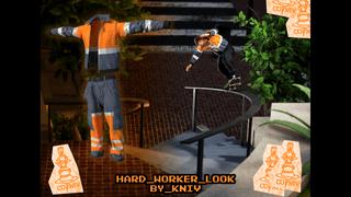 Coniv Hard Worker