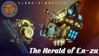 """Herald of En-zu"" - Deep-Space Exploration Ship"