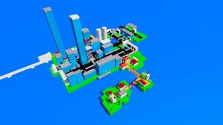 A big city ( building update)