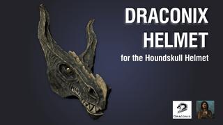 [Skin] Draconix Helmet