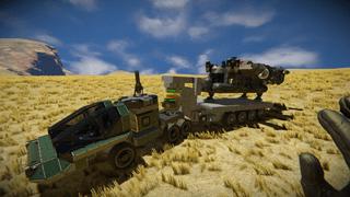 Truck & Helo combo beta