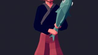 Unknown Fish Man