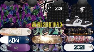Total Steez New Year Celebration Pack