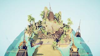 Haybal island