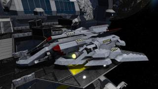 Star Citizen Aegis Sabre *** Scale