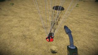 The Satyr Infantry Assault Drop pod