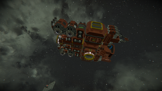 Mars Welding ship