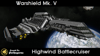 Warshield Mk. V [Highwind Battlecruiser]
