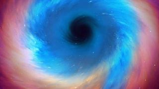 超炫星云黑洞 (HTML5)