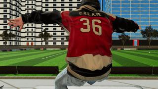 Wu-Tang Jersey Hoodie