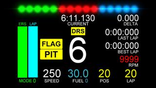 AC Formula 1 Dash
