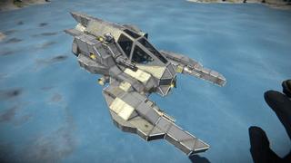 Scimitar Light Fighter