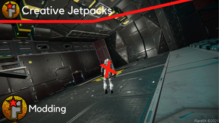 Creative-Only Jetpacks