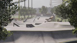 Fremantle EYP & Falcon skatepark