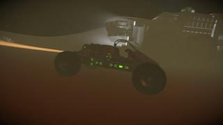 Skyfall Buggy Mark 3