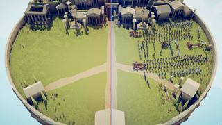 The Battle of Legends