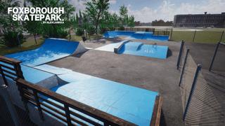 Foxborough Skatepark