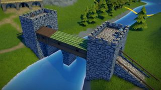 Covered Bridge Set