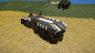 EDF Zenith Truck Enforcer