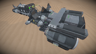 Harpy-Class Mk. I Skiff