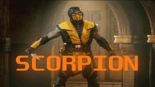Scorpion Klassic (MK11)