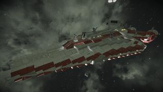 Arquitens I Light Cruiser Weaponized