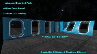 Advanced Doors Mod Pack~(DX-11 Ready)