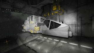 Small rover core