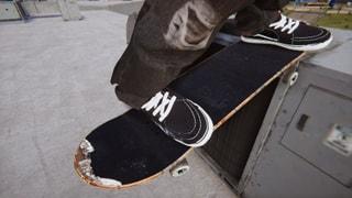 Chipped Skateboard V2 Deck / Grip