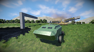 NCI - LRPV Mk.1 Patrol Vehicle