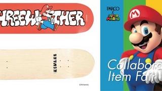 Parco Threeweather x Nintendo Super Mario Deck