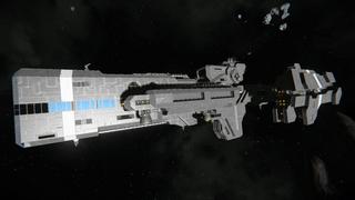 Civilian Heavy Frigate